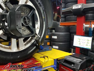 car modification and alignment service